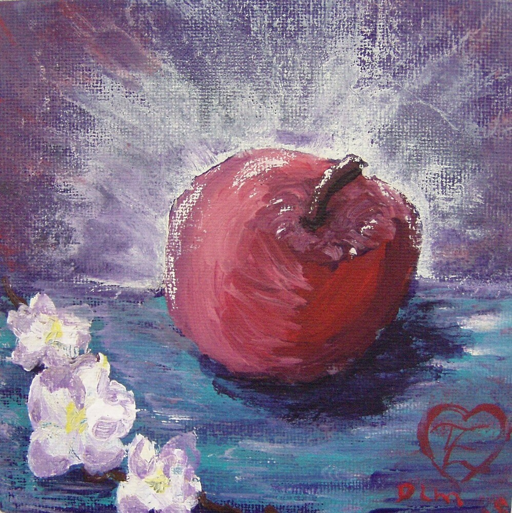 Spring Apple by Dawna Morton