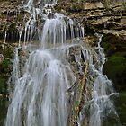 Low Moor Falls  by Paul Lubaczewski