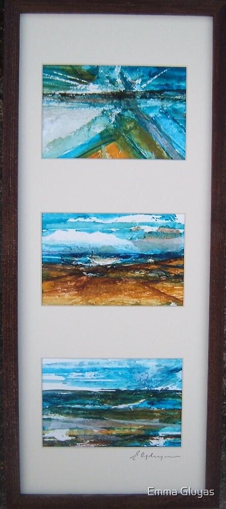 Seascape by Emma Gluyas