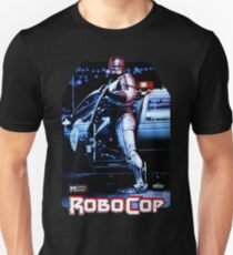 Robocop Cabinet Art T-Shirt