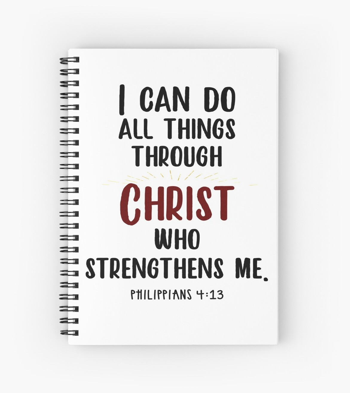 da3cb37db2d I Can Do All Things Through Christ Who Strengthens Me - Philippians 4 13