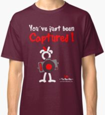 Red - The New Guy - You've just been Captured ! Classic T-Shirt