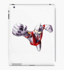 ultraman flying iPad Case/Skin