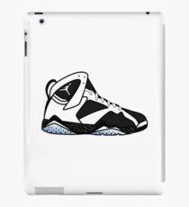 Jordan 7 Oreo  iPad Case/Skin