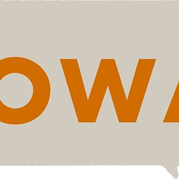Iowa - Red by homestates