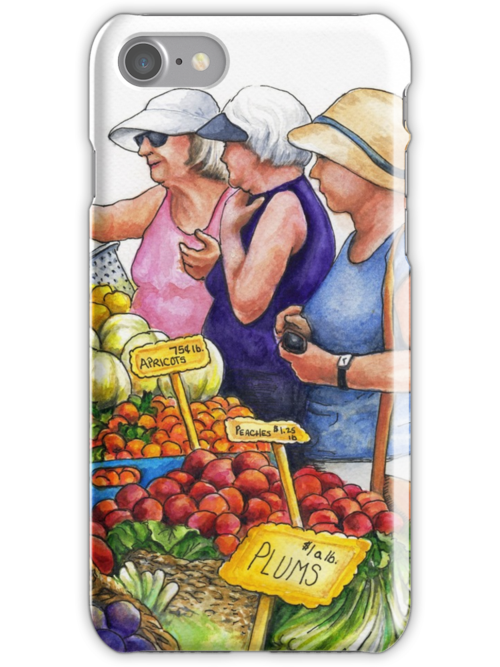 Market Babes by Sherry Cummings