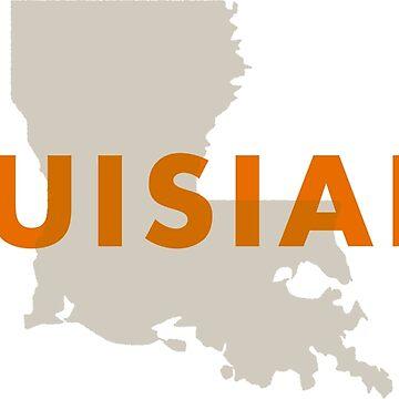 Louisiana - Red by homestates
