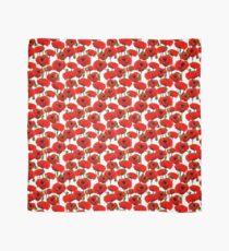Poppy Pattern Scarf