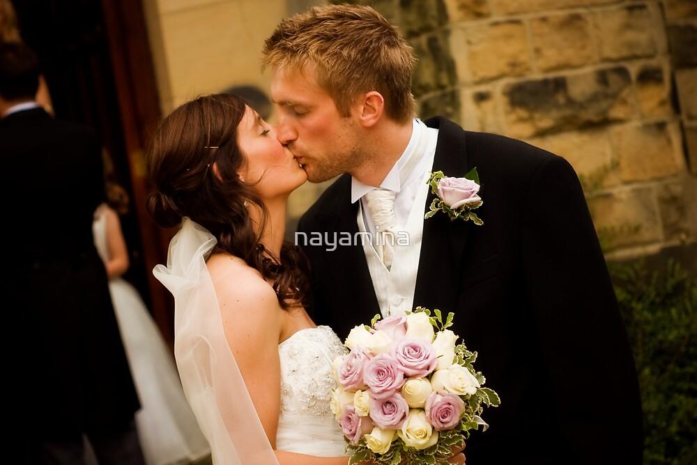 True Loves Kiss by nayamina