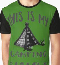 Camping Shirts Graphic T-Shirt