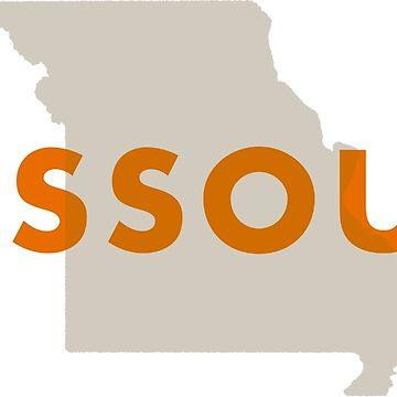 Missouri - Red by homestates