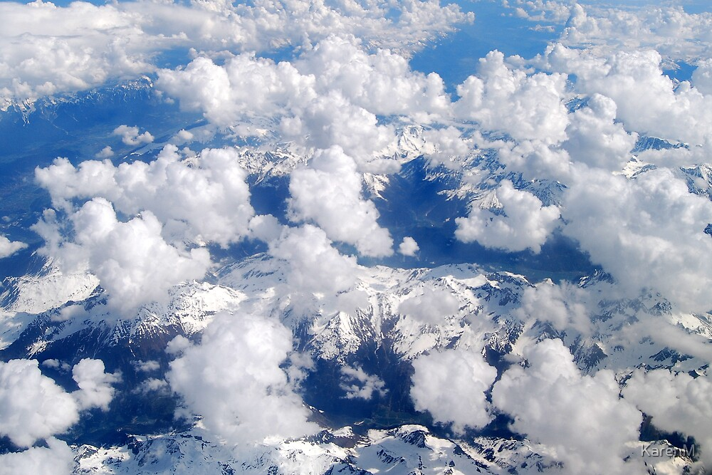 Clouds by KarenM