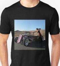 Rat Rod, Tattoo's and Jessenia Unisex T-Shirt