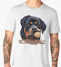 Rottweiler Rules Men's Premium T-Shirt