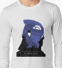 Sinnoh Region - Diamond Version Long Sleeve T-Shirt