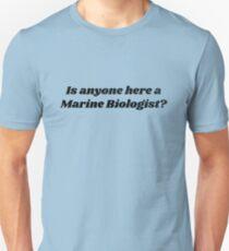 Seinfeld - Is Anyone Here a Marine Biologist T-Shirt