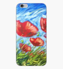 Poppy Summer iPhone Case