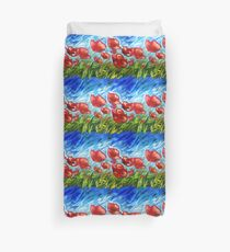 Poppy Summer Duvet Cover