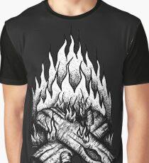 Adventure Campfire Graphic T-Shirt