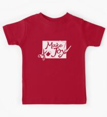 Make Joy Crafter Gift Kids Clothes