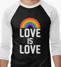 love is love rainbow T-Shirt