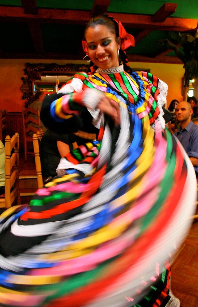 Swirling Dancer by CherilynJoy