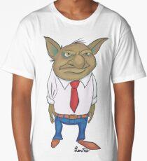 Corporate Troll Long T-Shirt