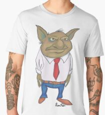 Corporate Troll Men's Premium T-Shirt
