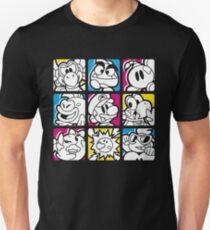Paper Plumber Unisex T-Shirt
