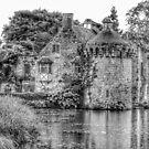 Scotney Castle. KENT. ENGLAND by hans p olsen