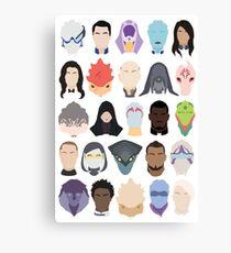 Choose Your Entire Party Canvas Print