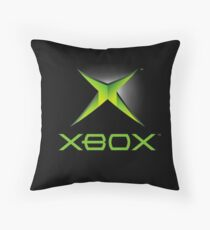 Xbox Original Logo Throw Pillow