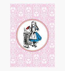 Alice in Wonderland   Drink Me Photographic Print