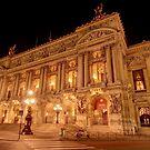 Opéra Garnier, Paris by Erik Schlogl