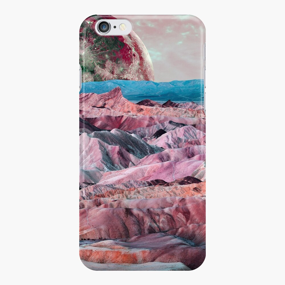 Off On Another Planet iPhone Case & Cover