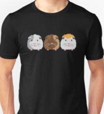 Three little Guinea pigs Unisex T-Shirt