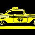 Yellow Taxi by Nathan Little