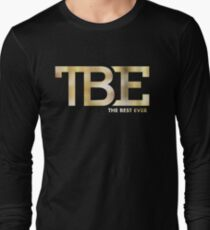 TBE the best ever floyd undefeated Long Sleeve T-Shirt