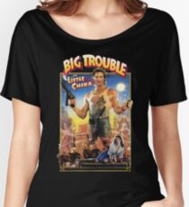 Big Trouble In Little China Women's Relaxed Fit T-Shirt