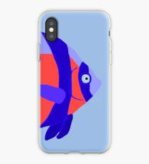 Tropische Fischkunst iPhone-Hülle & Cover
