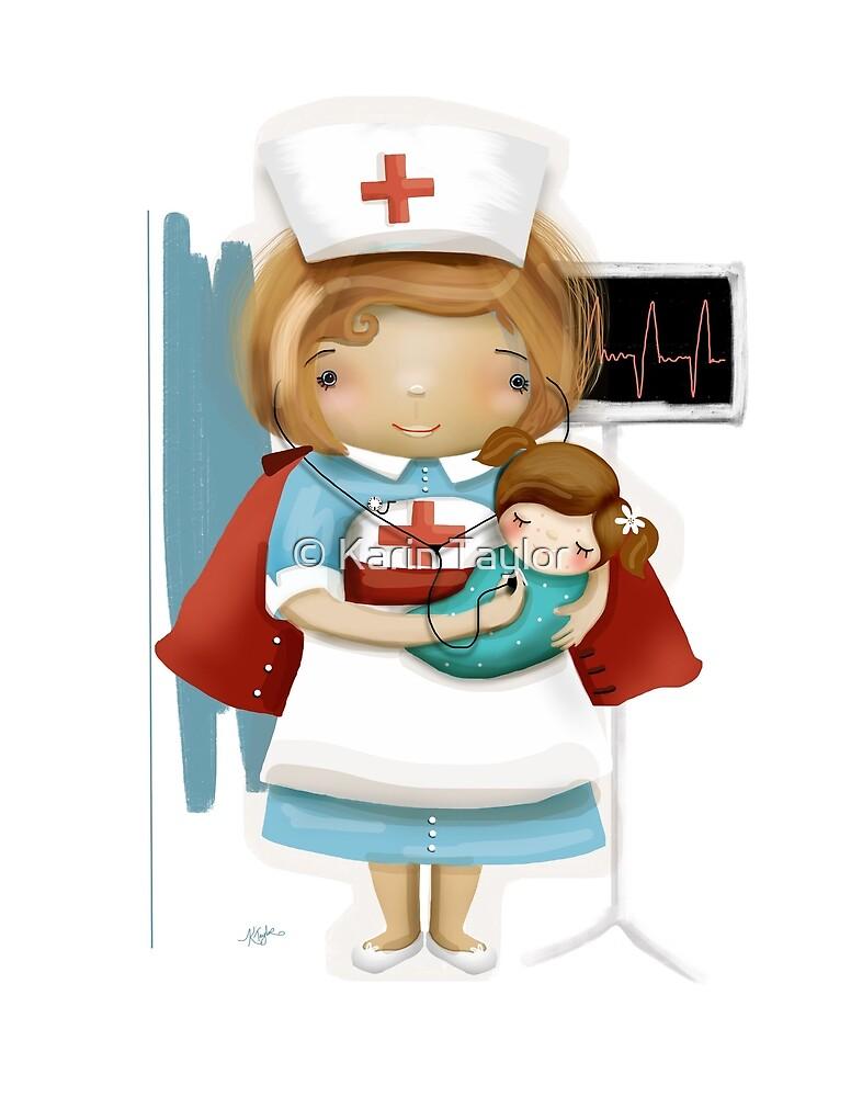 The Little Nurse by Karin Taylor