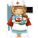 The Little Nurse by Karin Taylor