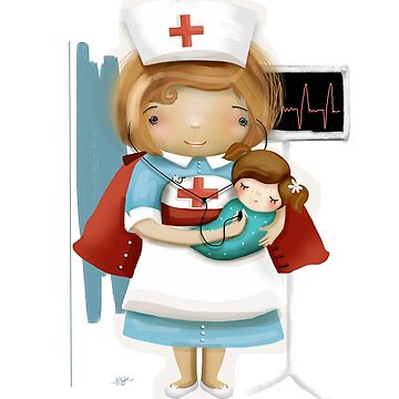 The Little Nurse by karin