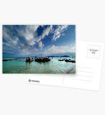 Safe Haven Postcards