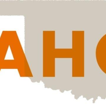Oklahoma - Red by homestates