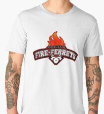 Republic City Fire Ferrets Men's Premium T-Shirt