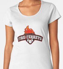 Republic City Fire Ferrets Women's Premium T-Shirt