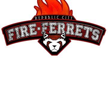 Republic City Fire Ferrets by djsmyth88