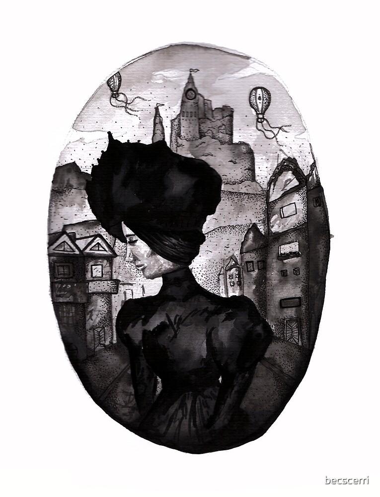 The victorian by becscerri
