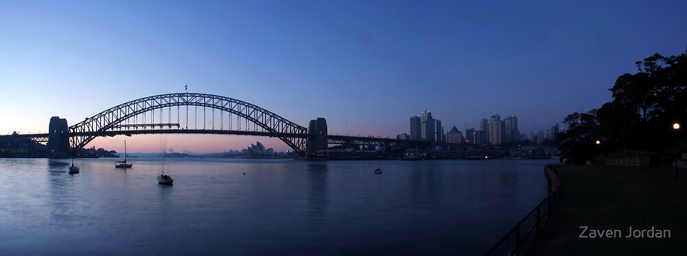 Good Morning Sydney! by Zaven Jordan